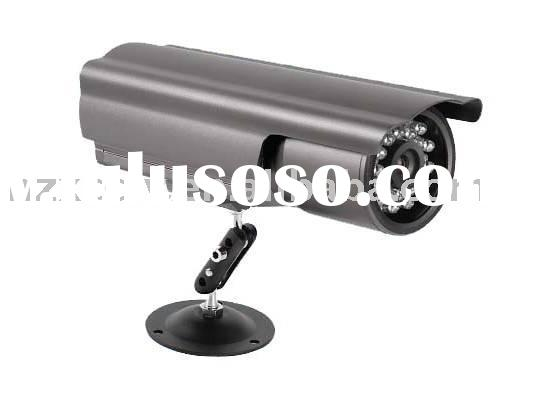 outdoor Weatherproof IR Security ccd Camera
