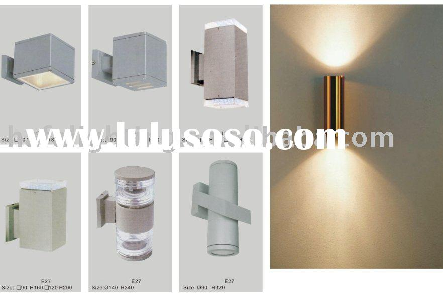 outdoor up and down wall light led up and down light
