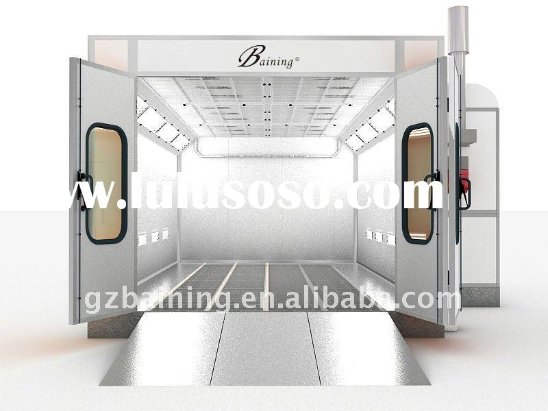 painting booth for car/bake oven paint booth/model car paint booth BN-50
