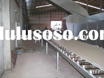paper surface gypsum board production line