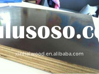 phenolic glue brown film faced plywood with hardwood core