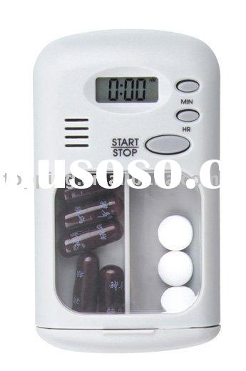 pill box,pill timer,pill box timer,pill reminder,pill dispenser