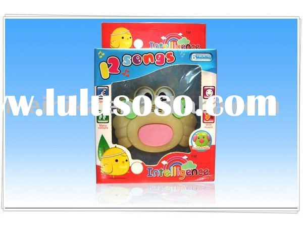 plastic battery operated toys (crab) for kids