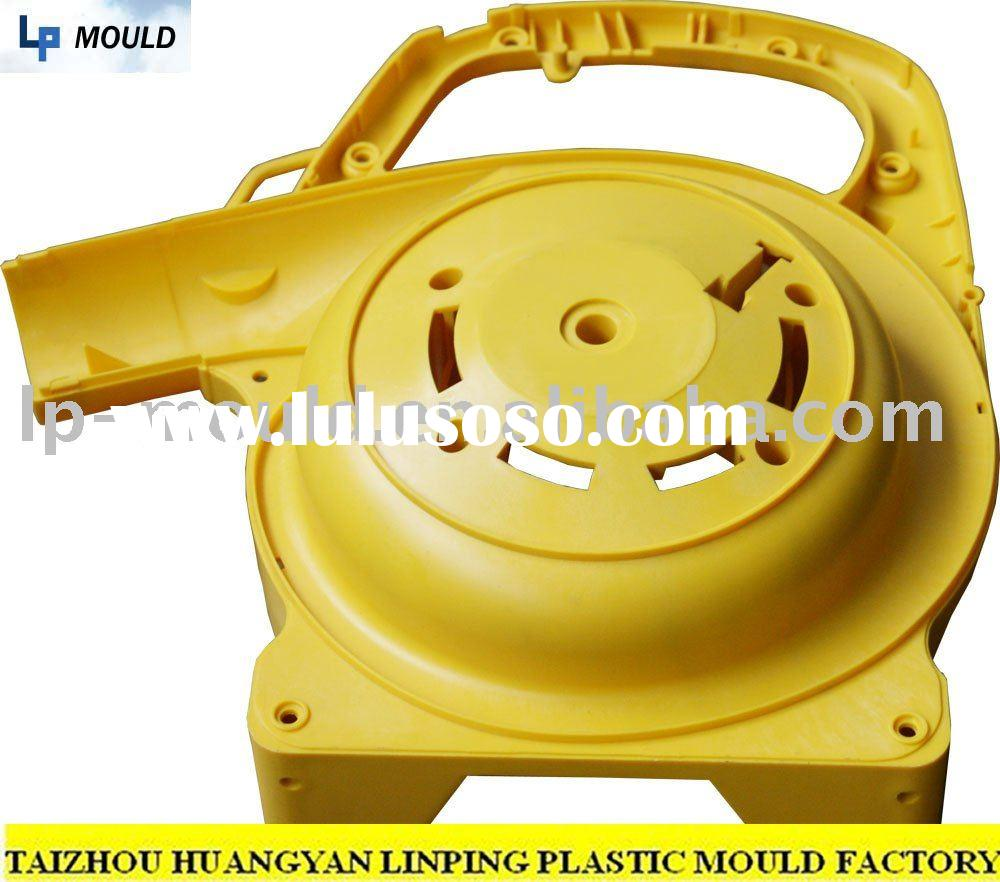 plastic grass cutting machine parts mould