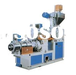 plastic recycle and granulate production line-plastic machine