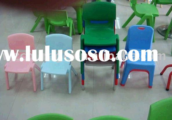 plastic school furniture student chair for kids