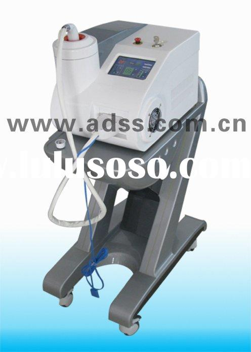 portable monopolar RF cellulite reduction, weight loss and body shaping machine