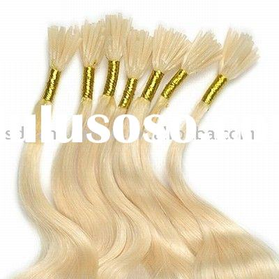 pre tip hair extension/pre bond hair extension/keratin hair/sample order available/wholesale supply/