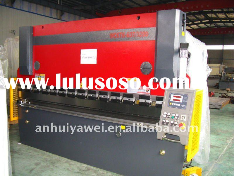 press brake,AMADA bending machine, automatic stirrup bending machine WC67Y-250T3200 with E200 CNC co