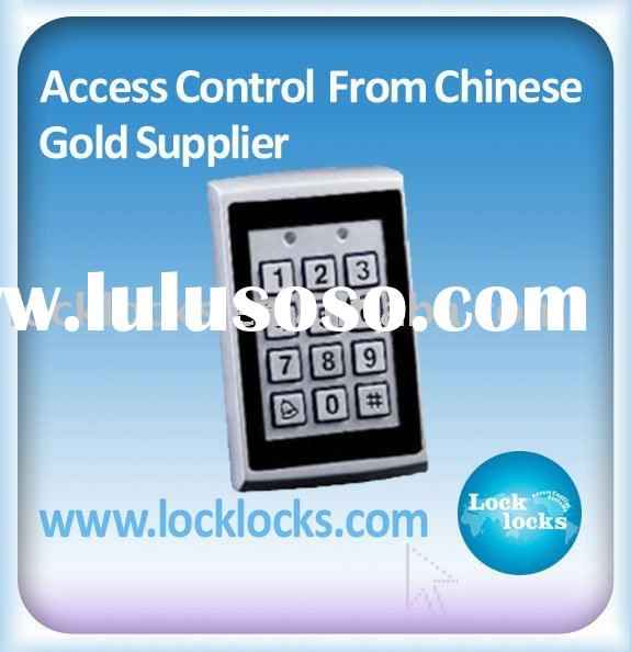 proximity keypad single door with metal shell access control
