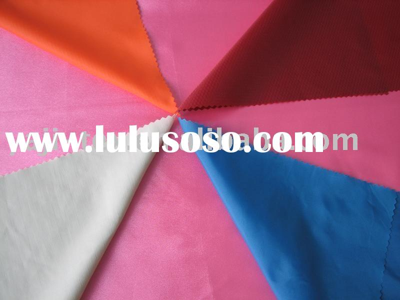 pu coated nylon fabric for sportswear