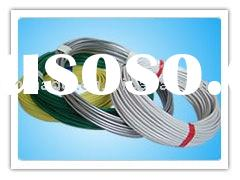 pvc coated wire wire cable