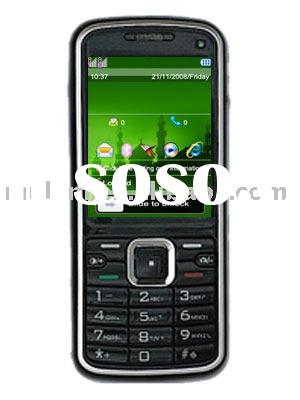 quran phone GSM mobile MU822, dual sim dual standby phone, chinese phone, touch, dual sim on