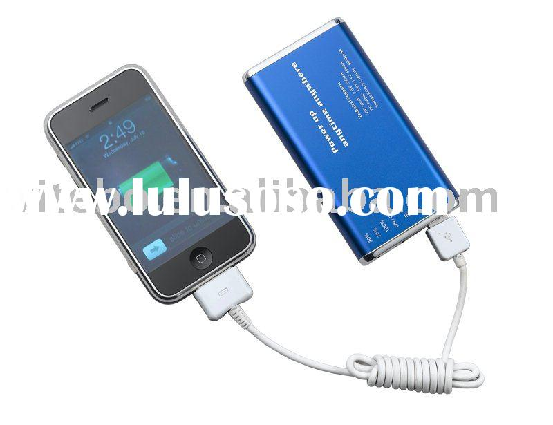 rechargeable battery charger for mobile phones