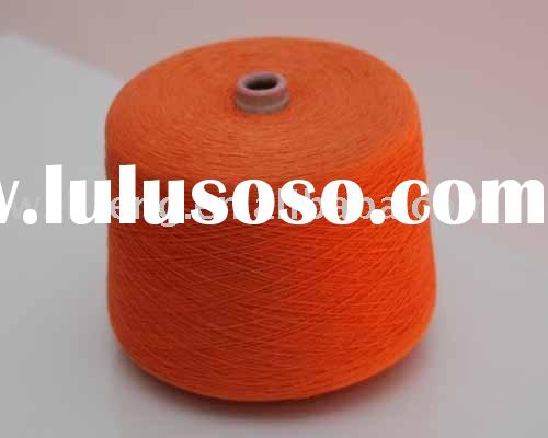 recycle cotton polyester yarn, working gloves yarn,knitting yarn, regenerated cotton polyester yarn