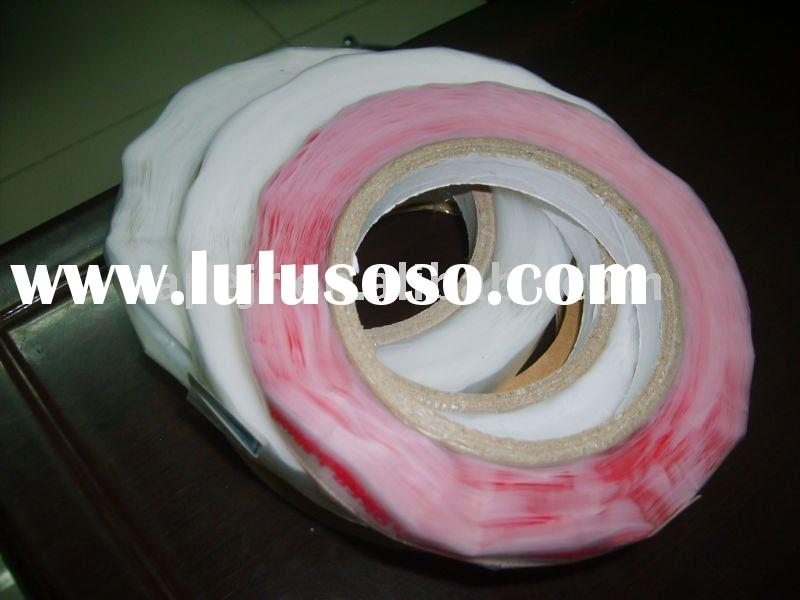 resealable bag sealing tape for garment