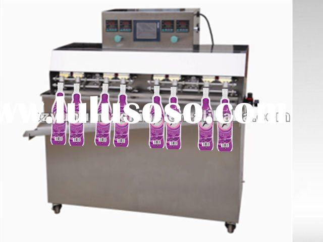 sachet filling sealing machine