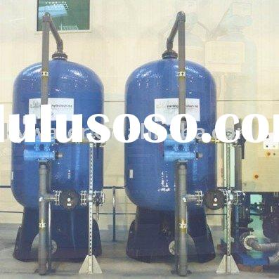 sand water filter treatment system for drinking water/sand filter/carbon filter