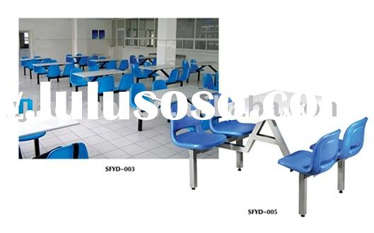 school furniture dining/cabteen table and chair