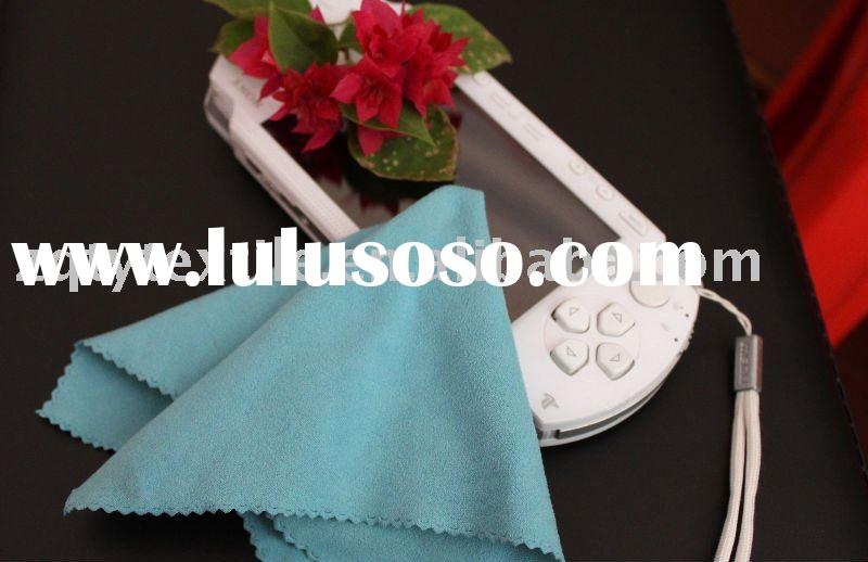 screen cleaning towel/microfiber suede cloth