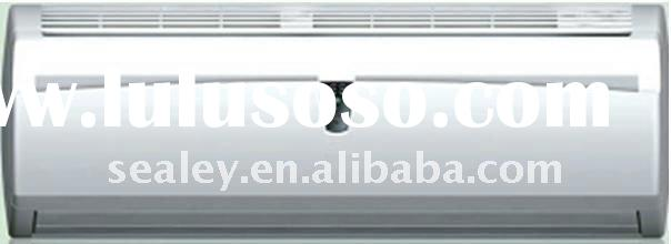 split air conditioning units in high qualtiy