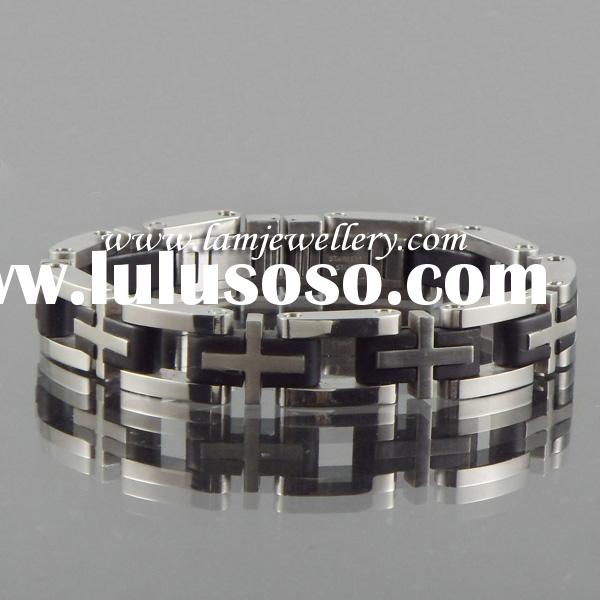 stainless steel bracelets,Men's bracelets,stainless steel jewelry