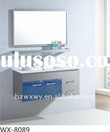 stainless steel classic antique bathroom cabinets