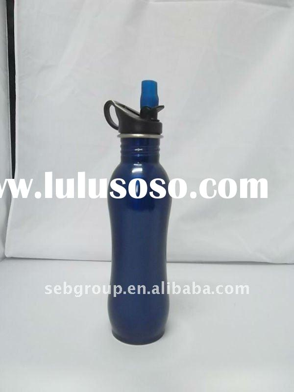 stainless steel water bottle with filter ( BPA free)