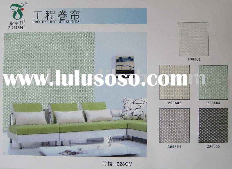 sunscreen fabric for roller blinds