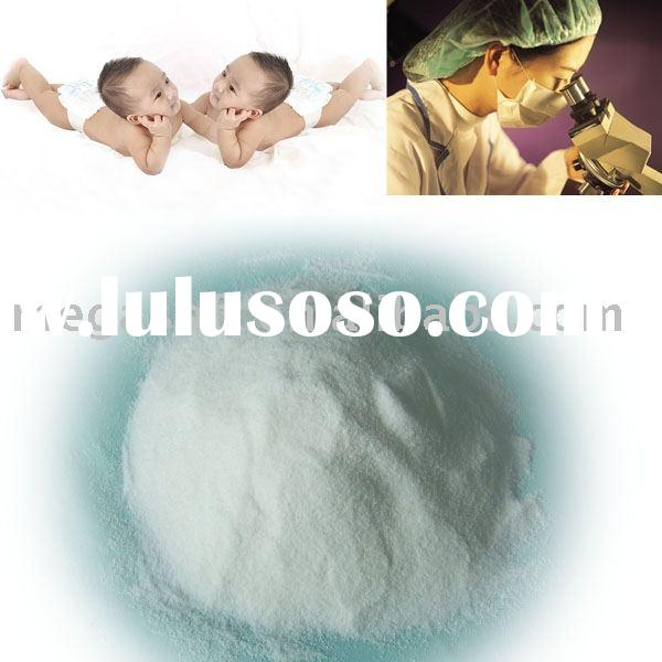 super absorbent polymer for manufacturing baby diaper