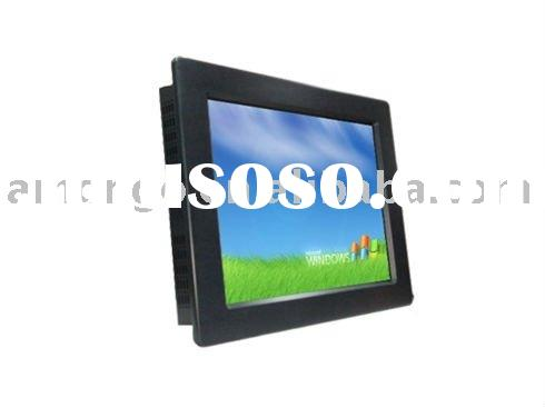 "touch screen 17"" lcd industrial monitor"