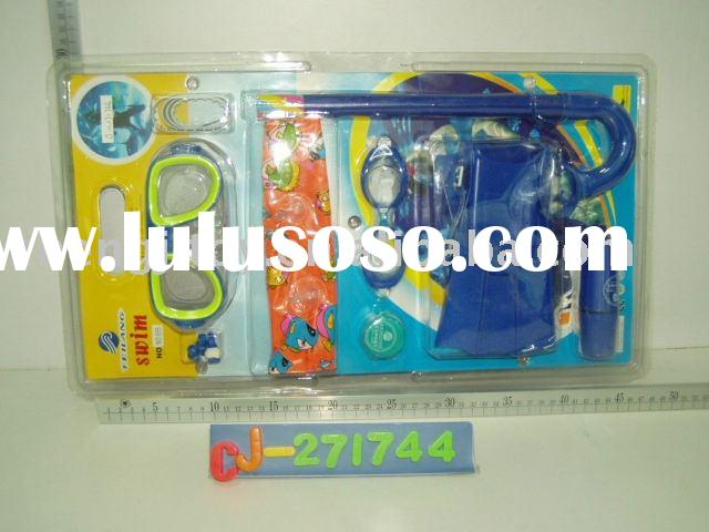 toy, plastic toy,sport play set,swimming set,Dive suit,neopene suit