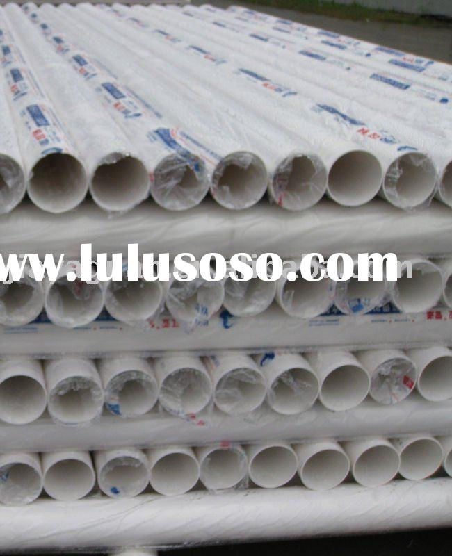 Upvc water drainage pipe fitting