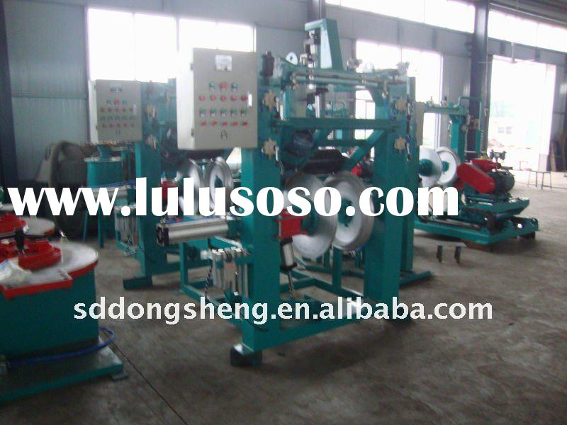 used old tyre/tire retreading equipment production line for sale