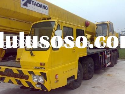 used tadano crane used truck crane 55t for sell(used crane heavy machinery second hand machinery)