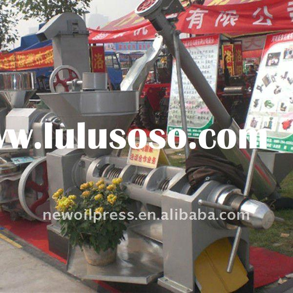vegetable oil press is used as raw material for bio-diesel productionOil Press Machine 6YL-165