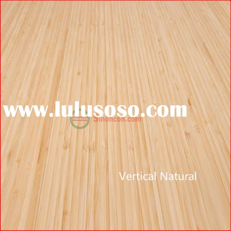 vertical carbonized bamboo flooring