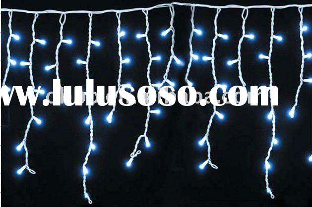 wedding decoration&holiday time icicle lights