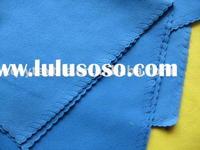 window cleaning towel/microfiber suede cloth