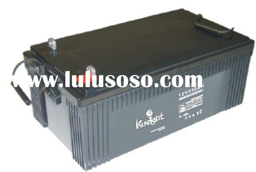 12V 230Ah UPS Solar Storage Batteries