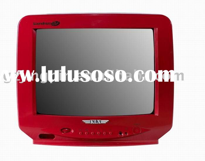 14 inch color TV/14 inch normal flat crt tv/15 inch crt tv/CRT TV
