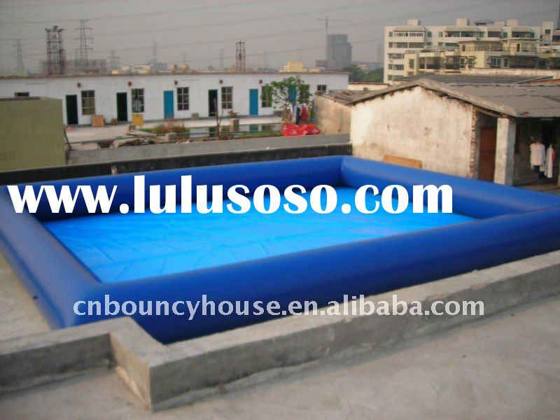 2011 Commercial inflatable giant swimming pool for water walking ball