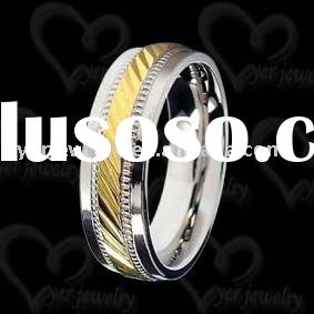 2011 Hot newest fashion stainless steel rings men jewelry