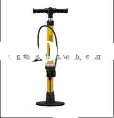 2012pump with pressure gauge /bicycle pump /inflator