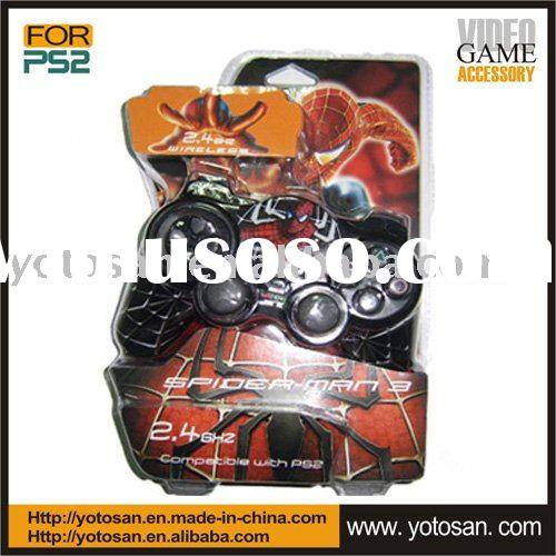 2.4g wireless game joystick controller for PS2