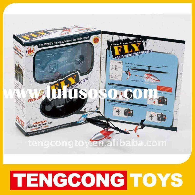 2 Channel Mini Remote Control Helicopter With 2 lights