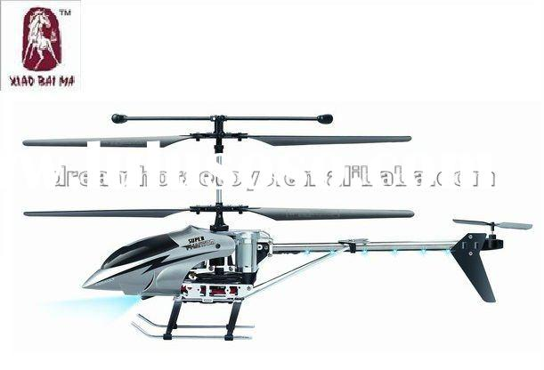 3.5channel radio control helicopter with gyro copter