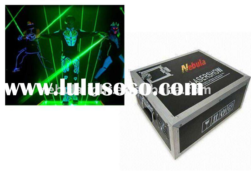5W Laser-Man Show Laser Stage Light System