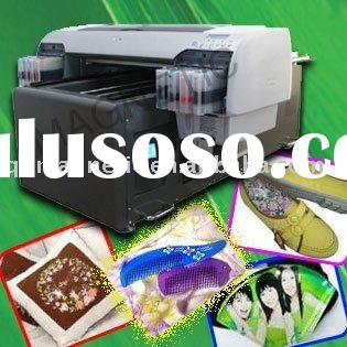 6/8 color black and white t-shirt printing machine CE