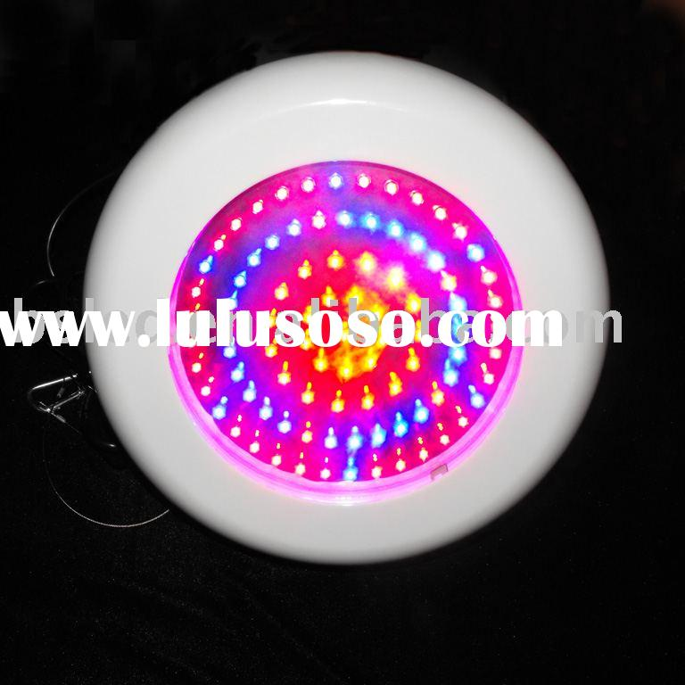 90w quad band led UFO grow light for plant